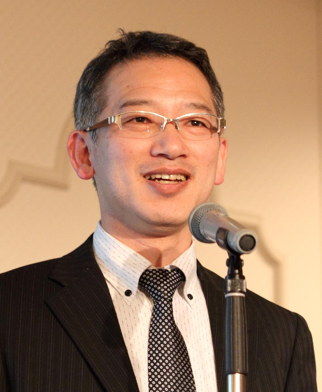 銀座コーチングスクール富山校代表 中村慎一